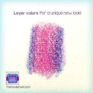 Layer colors