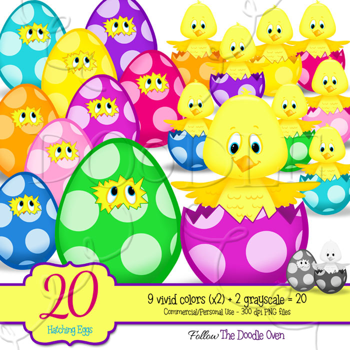 PREVIEW Hatching & Peeking Chicks {20}
