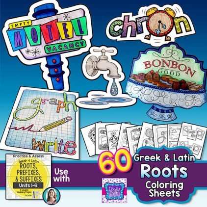 Educational Coloring Activities